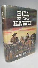 1947 'Hill Of The Hawk' by Scott O'Dell Signed 1St In Dj California Pack Train