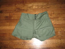 boxers, new old stock, british army ,1952,100% cotton,adjustable 34-38,size 3