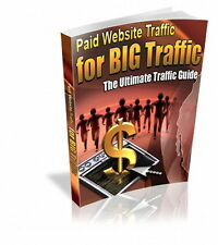 Get Paid With BIG WEBSITE TRAFFIC, Not SEO - Target Potential Customers (CD-ROM)