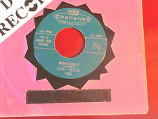 JERRY FULLER~ HEAVENLY~ A KILLER~ NEAR MINT~ SHY AWAY~ CHALLENGE ~ DOO WOP 45