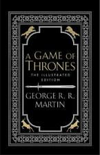 A GAME OF THRONES ILLUSTRATED ED ~  20th ANNIVERSARY ~ #1 ~ MARTIN ~ NEW