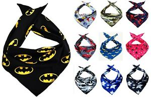 Baby Kids Boy Girl Bandana Triangle Scarf Cotton Shawl Headscarf 3m-10y
