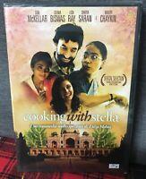 Cooking With Stella (2009) DVD Nuovo Una Commedia Molto Speziata di Dilip Mehta