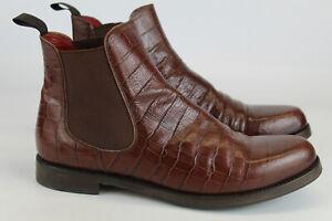 Oliver Grey  Gr.41  Herren Stiefel Stiefeletten Chelsea Boots  TOP   Nr. 292 D