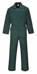 FARM COVERALL GREEN,AGRICULTURAL BOILERSUIT,VETS, LAND,GROWERS,COUNTRY, OVERALL