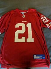 Frank Gore 49ers jersey Reebok Nfl M