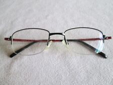 Charmant black / red glasses frames. CH 10792.