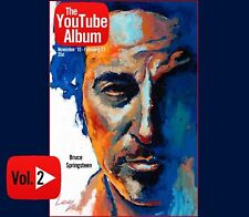 Bruce Springsteen The YouTube Album Vol 2 3-CD Born To Run Stayin' Alive Royals