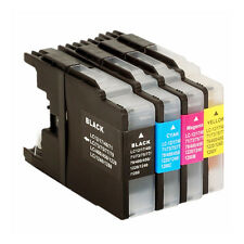 4 PK LC71 LC75 LC79 Series SET ink NON-OEM Cartridge for Brother MFC-J430W J425W