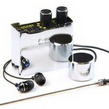 F999B SUPER SENSITIVE LISTEN THRU-WALL CONTACT/PROBE MICROPHONE AMPLIFIER SYSTEM