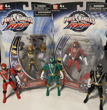 Power Rangers RPM Action Figure Lot
