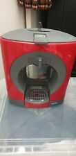 Dolce gusto oblo red coffee machine