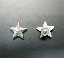 Royal Italian Army 20mm uniform stars second pattern (reproduction)