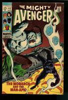 Avengers #62, FN/VF 7.0, 1st Appearance Man Ape; Black Panther, Wakanda