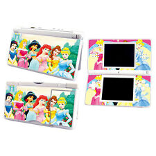 Girls Princess Friends 1-4 Vinyl Decal Sticker Cover For NDSL Fit Ds Lite Skins