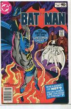 Batman #319 Vf/Nm Dc Comics Sa