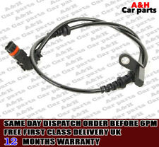 FOR MERCEDES BENZ C-CLASS  W203 CL203 S203 ABS WHEEL SPEED SENSOR FRONT-AWS 004