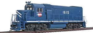 Proto 1000 HO EMD GP15-1 Missouri Pacific #1615 (Farr Air Filters) Brand New