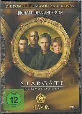 Stargate Kommando SG-1 Season 2 Amaraybox Deutsch NEU OVP Sealed 6 DVDs
