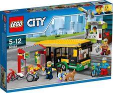 LEGO 60154 CITY SET - STAZIONE DEGLI AUTOBUS -  NUOVO !