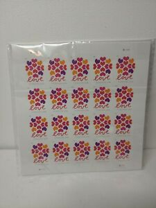 200 Love Hearts Blossom USPS Forever Stamp (10 sheets, 20 stamps per sheet)
