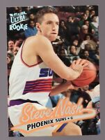 STEVE NASH 1996-97 Fleer Ultra Basketball Card #87 - Phoenix Suns Rookie RC