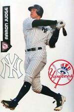 "Aaron Judge New York Yankees Logo Fathead Teammate Sticker Wall Decal 17"""