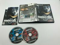 Sony PlayStation 2 PS2 CIB Complete Tested Armored Core: Nexus Ships Fast