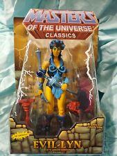 2009 Masters Of The Universe Classics Evil-Lyn MOTU He-Man Mattel