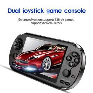 """Console de Jeux Portable Arcade 2020  Écran 4,3"""" Rechargeable 10000 Jeux Vidéo"""