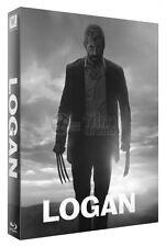 Logan (Blu-ray, 2017) - Black and White version ONLY (Noir)