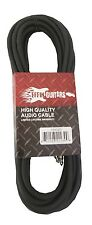 "Effin Guitars Model FNG20 20FT 1/4"" Jack High Quality Instrument Cable - NEW"