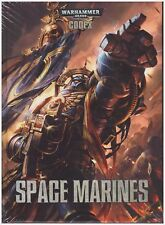 GW Warhammer 40K Codex Space Marines (6th Edition) Hard Cover Shrink Wrapped!
