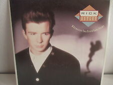 RICK ASTLEY Whenever you need somebody PB41567