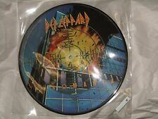 "Rare New 2006 Def Leppard Pyromania 12"" Vinyl LP Picture Disc Album Never Opened"
