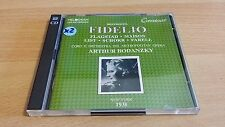 BEETHOVEN - FIDELIO - BODANZKY - 2 CD COME NUOVO (MINT)