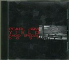 Pearl Jam Yield Radio Special CD Promo 56:37 Interview Dave Marsh CDNK 1349 RARE