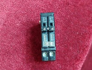 NEW Crouse Hinds Murray MH215 Circuit Breaker (A215) 2 POLE 15 AMP