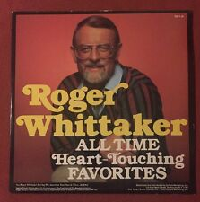 Roger Whittaker / All Time Heart-Touching Favorites / 1982 / Suffolk SMI 1-40 PR