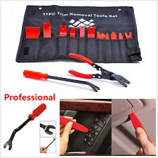 Car SUV Trim Panel Audio Stereo GPS Molding Removal Tool+Fastener Remover Pliers