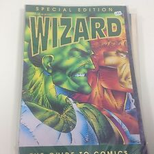 Marvel Comics Special Edition WIZARD The Guide to Comics