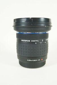 Olympus Zuiko Digital ED 9-18mm f/4-5.6 Lens with Hood LH-75C & Protective Bag