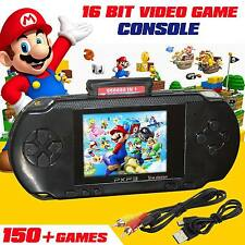 16 bit handheld portable pxp pvp spielkonsole 150 retro megadrive ds videospiel