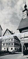 Mühlheim an der Donau - Tuttlingen - Rathaus - um 1955 - selten J 23-6