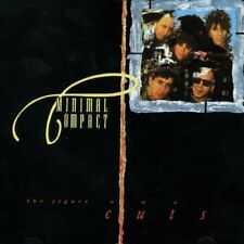 Minimal Compact - The Figure One Cuts [CD]