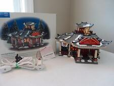 Department 56 - Snow Village Lucky Dragon Restaurant #56.55011