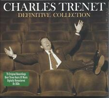 Charles Trenet - Definitive Collection [Best Of / Greatest Hits] 3CD NEW/SEALED