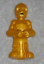 Star Wars - C-3PO plastic figure (4 1/2 inches tall) - 100% complete