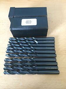 Drill Bits Steel HSS (HSS) CO 10 x 9mm (DIN 338) PowerTool/Drill Heavy Duty