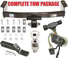 94-08 Mazda B-Series Pickup Trailer Hitch Tow + Wiring Kit + Ball + Mount ~ New (Fits: Mazda)